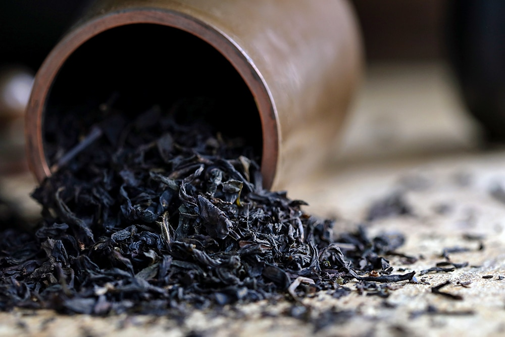 Black tea improves brain activity and function