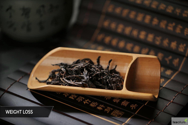 Black tea benefit: Weight Loss