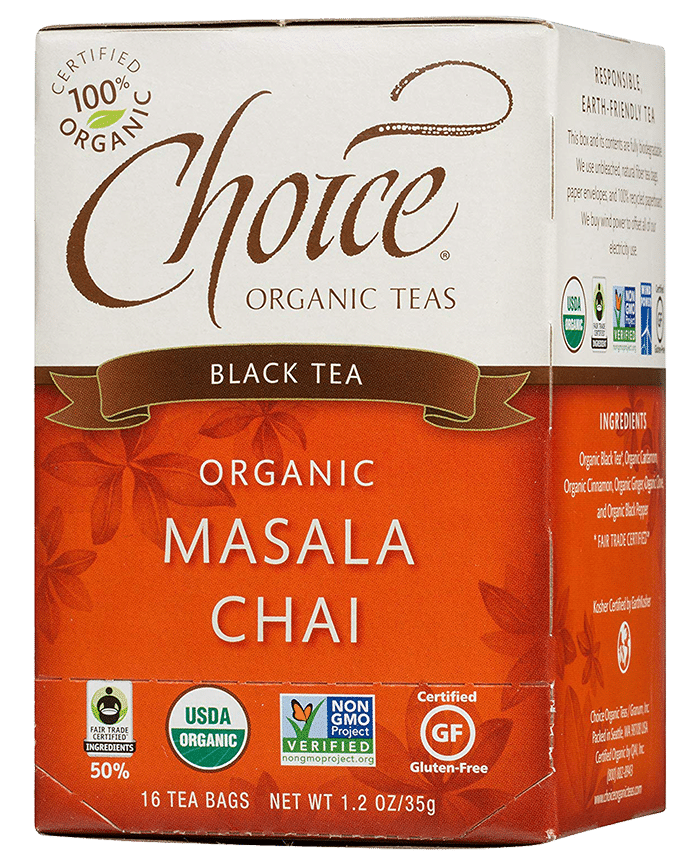 Masala chai by Choice