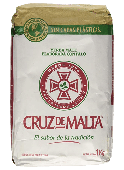 Yerba mate by Cruz de Malta