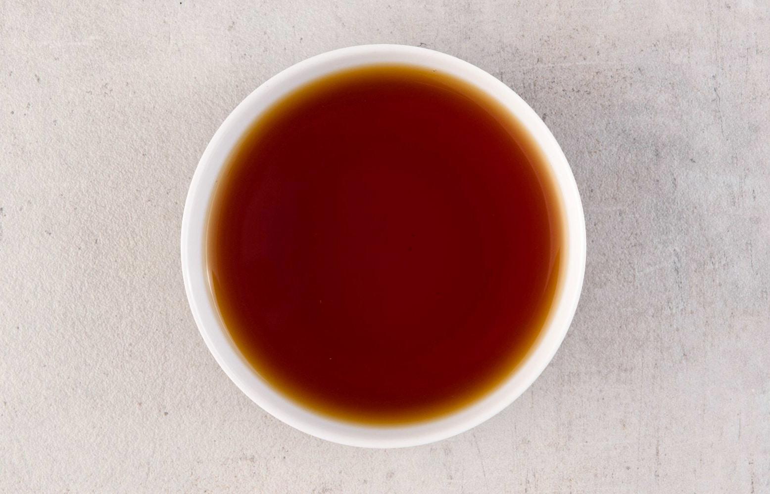 A cup of english breakfast black tea