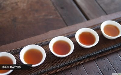Types of Black Tea
