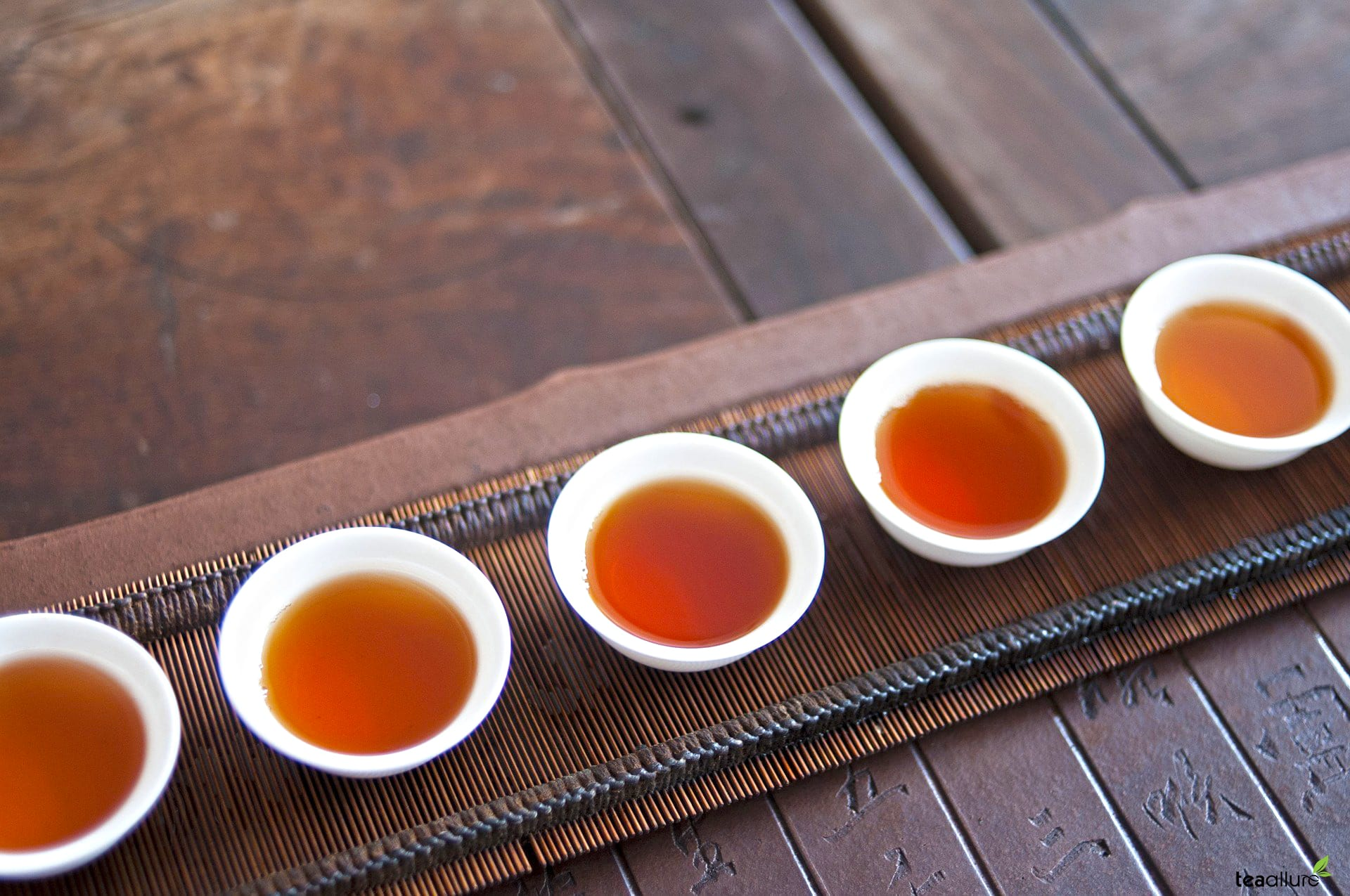 Drinking too much Pu-erh tea?