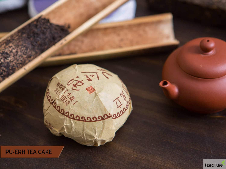 How to Brew Ripe & Aged Pu-erh tea cake