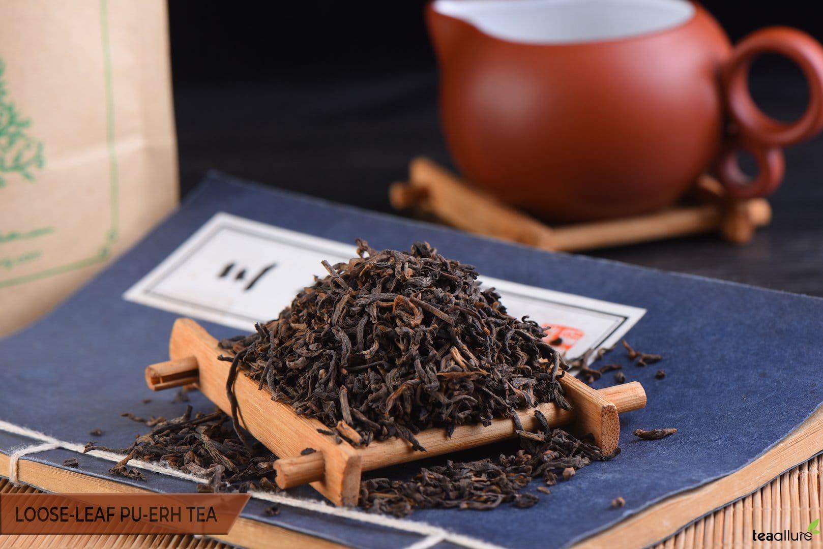 How to Brew Loose-leaf Pu-erh tea