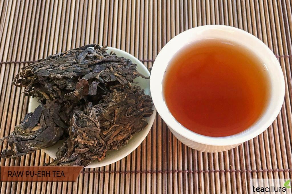 How to Brew Fresh Raw Pu-erh tea