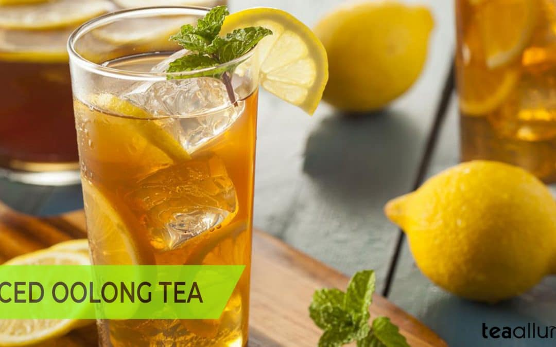 How to Make Oolong Iced Tea cover