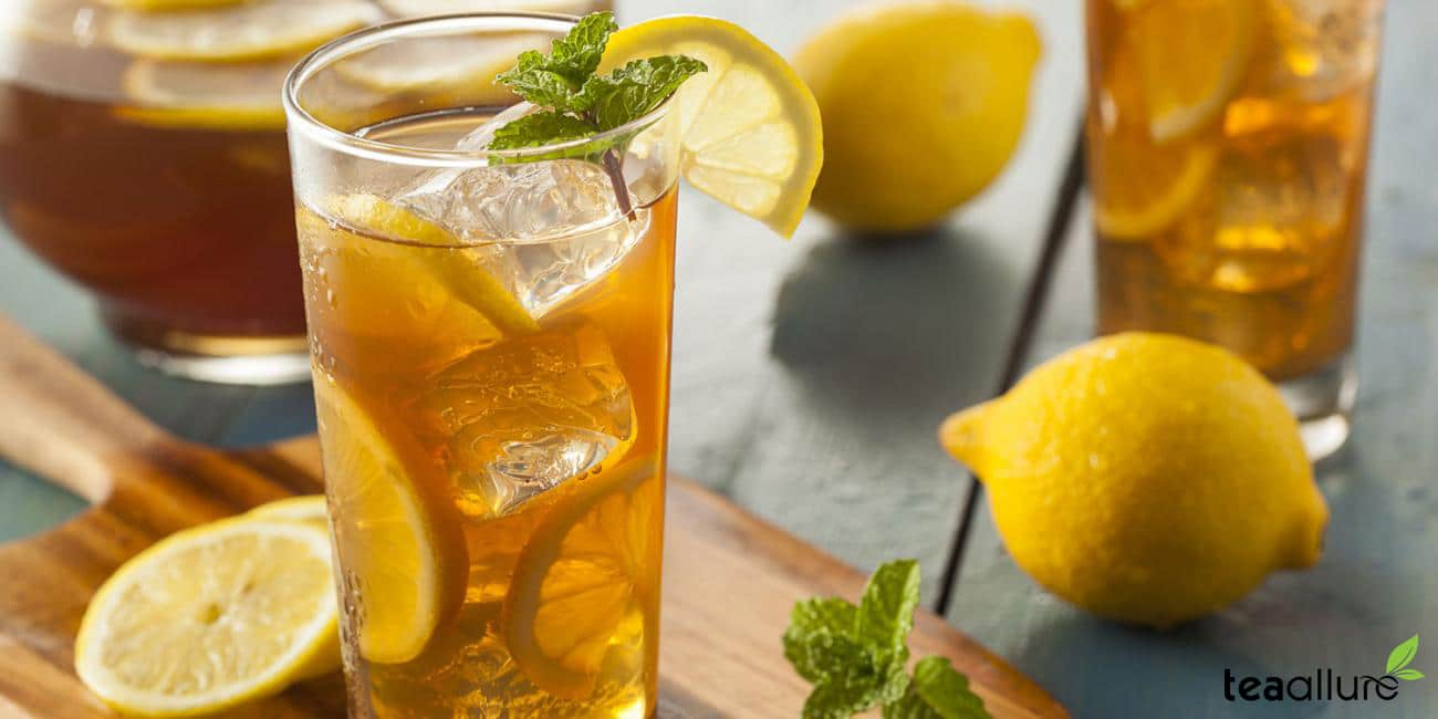 How to Make Iced Oolong tea