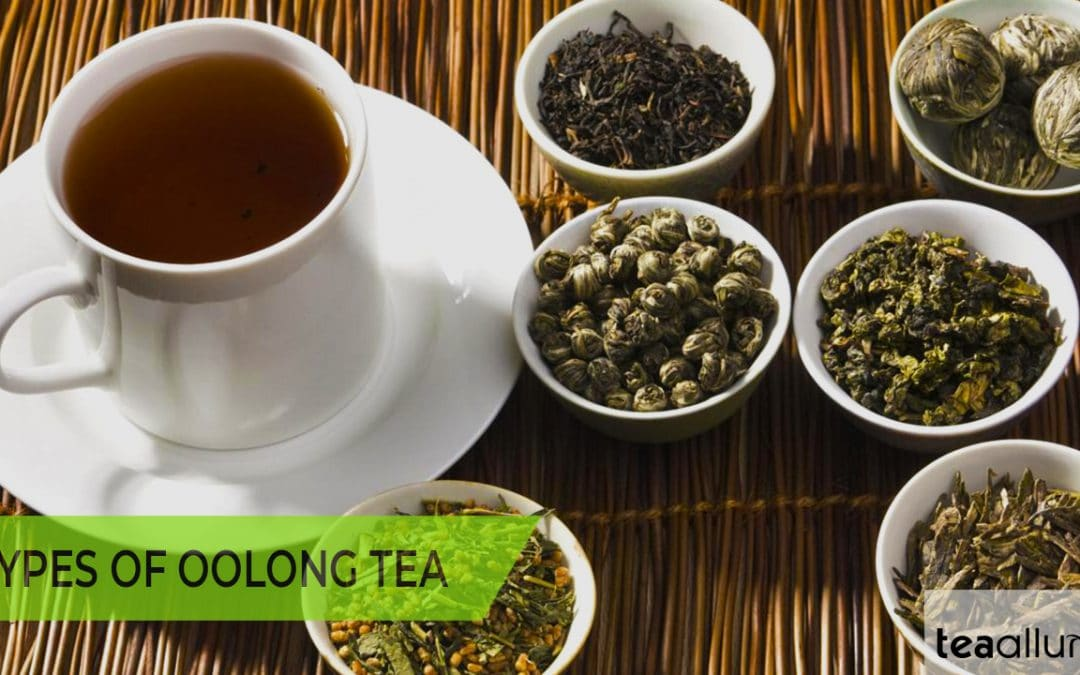 Oolong tea types cover