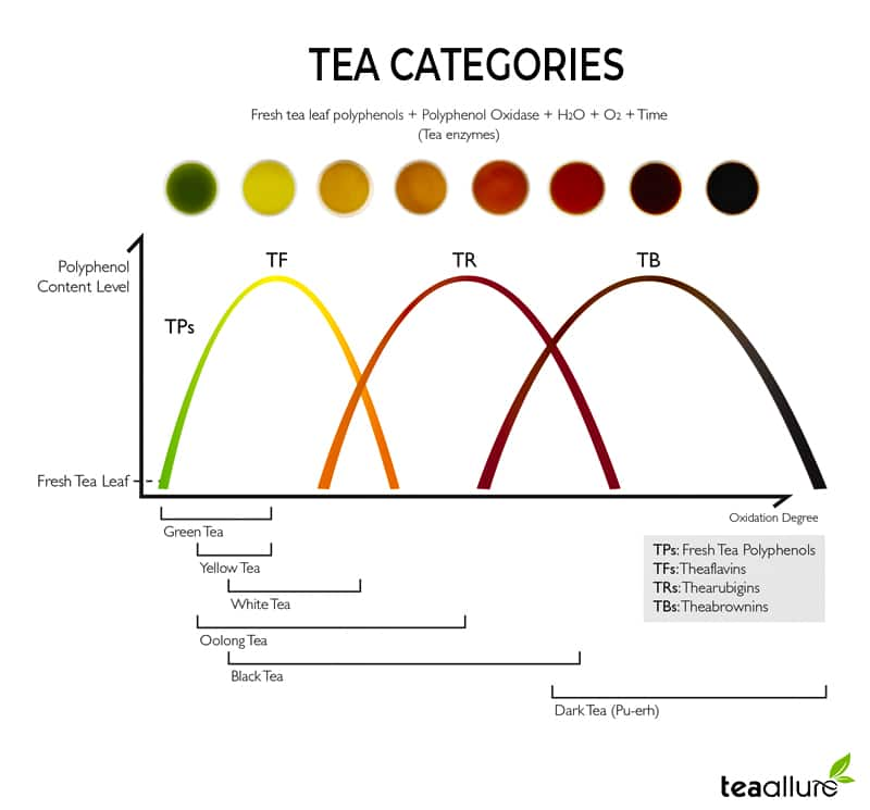Polyphenols in Oolong tea