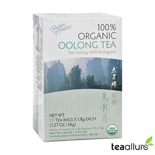 Prince of Peace Oolong tea