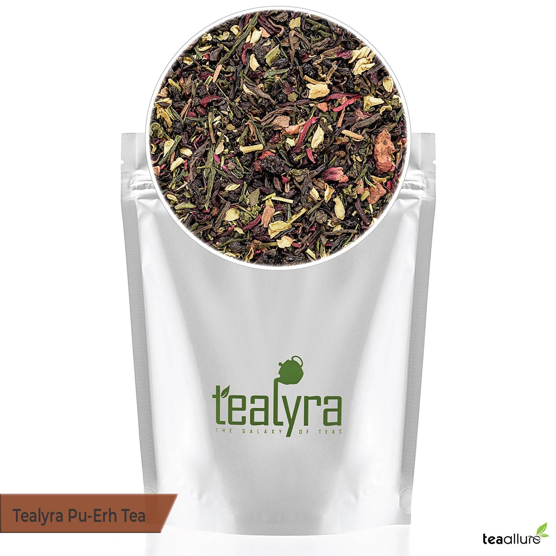 Tealyra Pu-erh tea