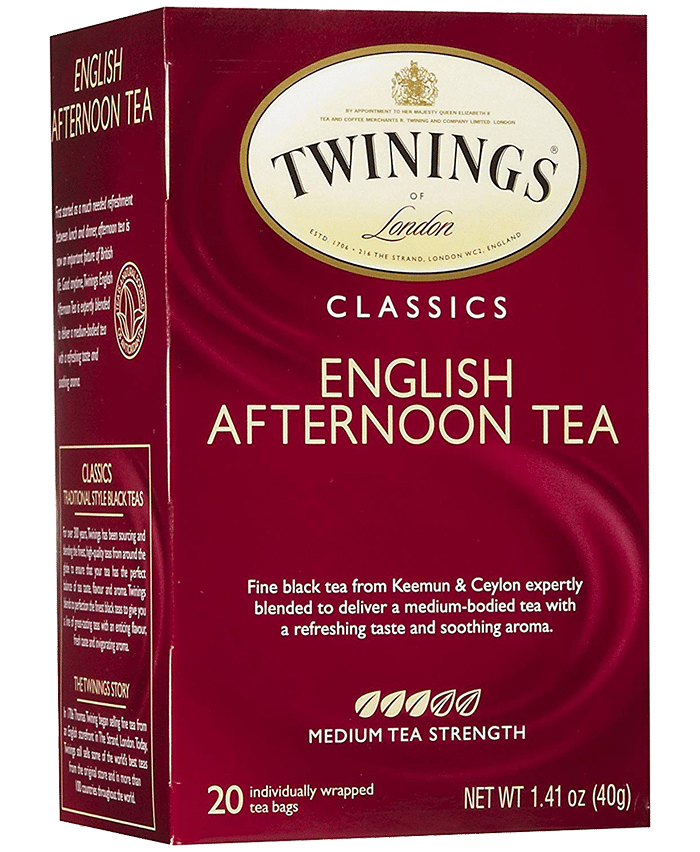 English afternoon by Twinings