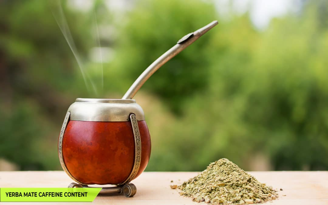 Yerba Mate Caffeine Content & Other Ingredients